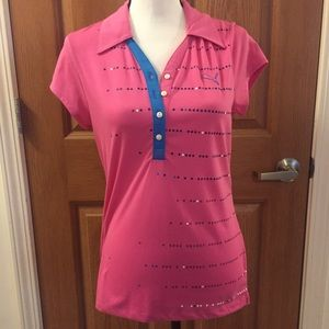 Puma golf shirt, size M, NWT